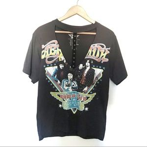 Aerosmith Rock Band T Shirt